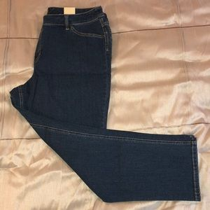 Additions by Chico's Ankle Slim Leg Jeans